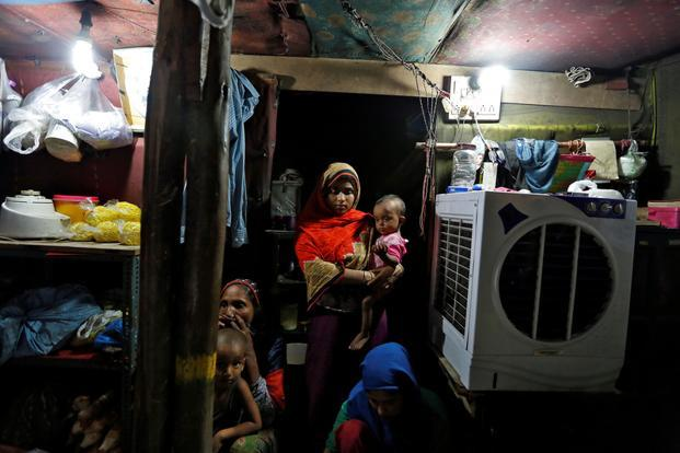 Close to 40,000 Rohingya Muslims live in India after fleeing Myanmar over the past decade. Photo: Reuters
