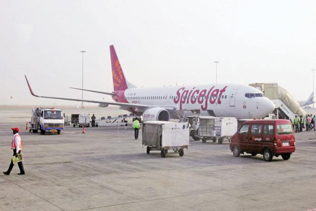 On Thursday, shares of SpiceJet rose 0.28% to Rs145 on BSE, while the Sensex gained 0.17% to 32,241.93 points. Phtoo: Reuters