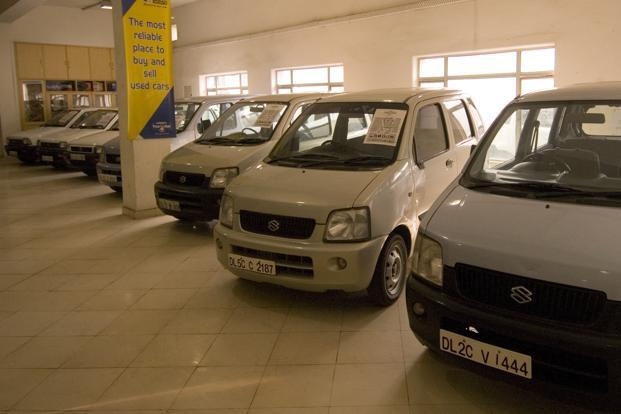 Under GST, tax rates for organized dealers of used cars in 70% of the states have gone up sharply. Photo: Mint