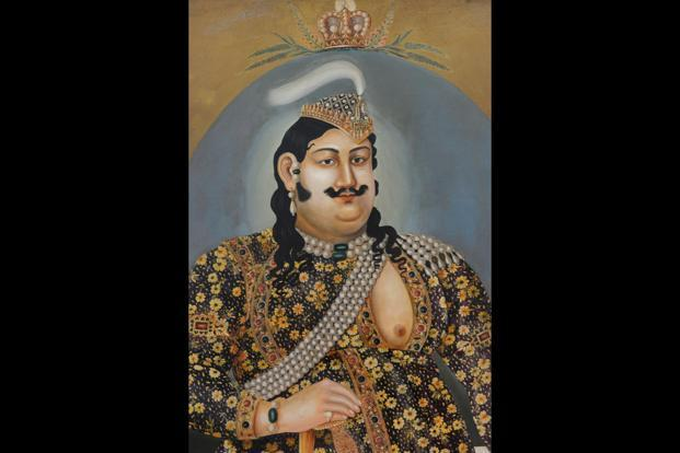 the story of wajid ali shah from riches to rags livemint