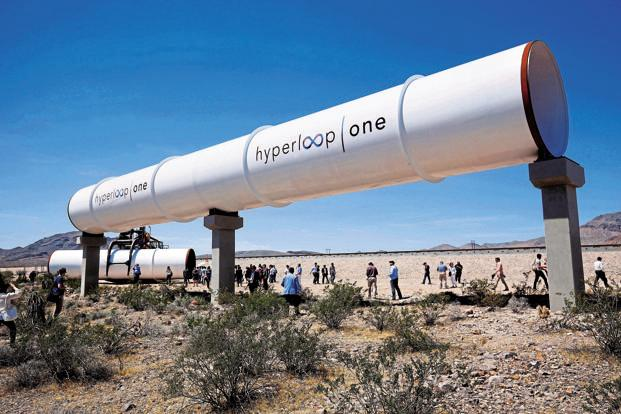 Hyperloop One's business and technical leaders will host in-country workshops with each team, and connect them with Hyperloop One's global partner network to sharpen the feasibility and scope of the potential routes. Photo: Reuters