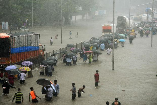 The city might face heavy rainfall on Sunday according to IMD
