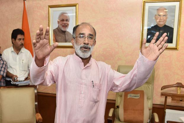 When pointed out that the BJP had opposed fuel price hike during the UPA regime, Alphons Kannanthanam said the government was using the money for poor and downtrodden. Photo: PTI