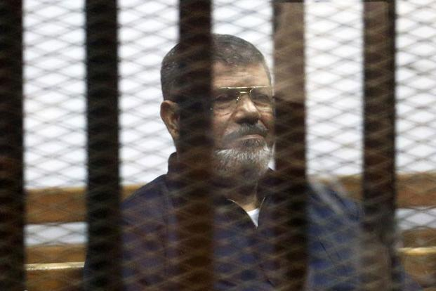 Morsi sentenced to 25 years in final ruling for espionage case