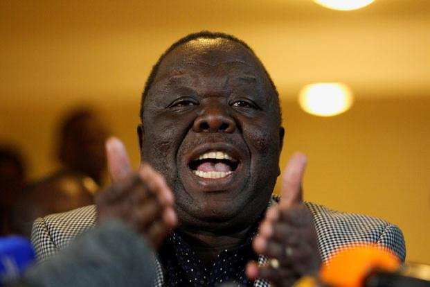 MDC assures public that Morgan Tsvangirai is out of danger