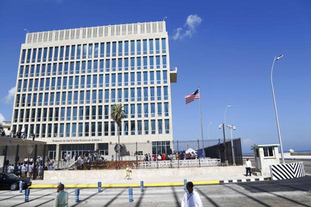 Five Republican senators have called for expelling Cuban diplomats and possibly closing the US embassy in Havana in the wake of alleged sonic attack on personnel. Photo: AP