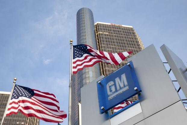 General Motors to recall 2.5m cars in China