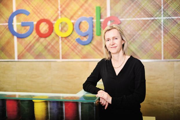 Diana Layfield, vice president of product management at Google. Photo: Aniruddha Chowdhury/Mint
