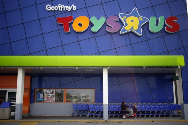 Toys 'R' Us listed debt and assets of more than $1 billion each in Chapter 11 documents Monday in US Bankruptcy Court in Richmond, Virginia. Photo: Bloomberg