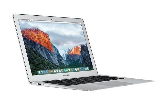 There is a cashback offer of Rs 14,000 on the 13-inch Macbook Air.