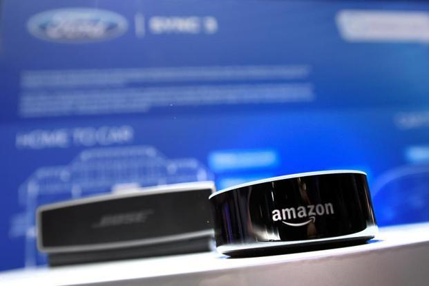 Amazon Trying Alexa Smart Glasses — FT