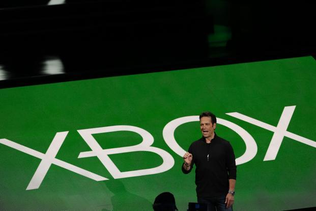 Phil Spencer has cut prices and introduced new models, stabilizing Xbox sales which topped $9 billion last year. Photo: Bloomberg