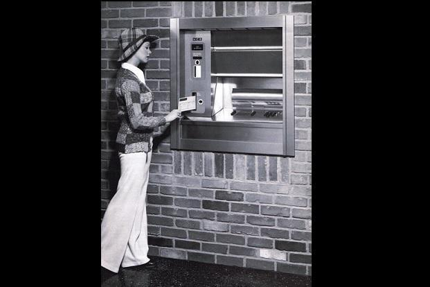 The ATM at 50: How the automated teller machine changed consumer behaviour