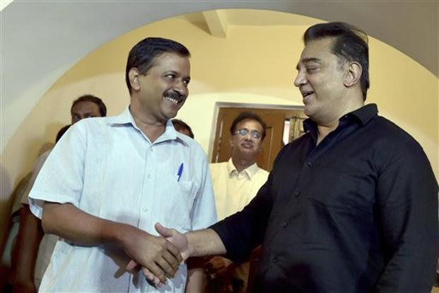 Kamal Haasan on his political entry