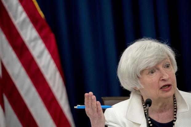 Federal Reserve chairperson Janet Yellen. Photo: Bloomberg
