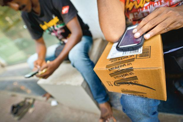 At least 70% of respondents got to know of Flipkart, Amazon sale events through low-cost digital channels such as social media, says RedSeer study. Photo: Aniruddha Chowdhury/Mint