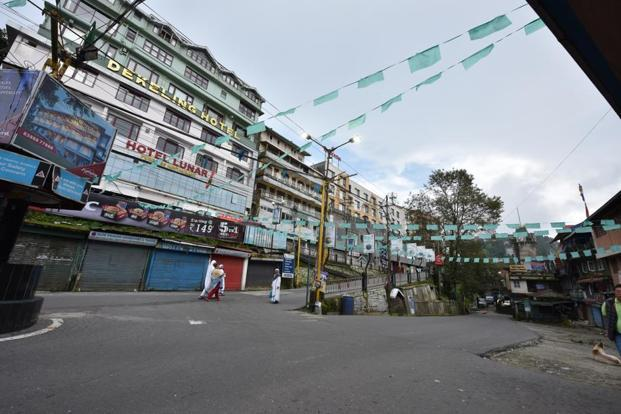Gorkhaland agitation: Restrictions on internet lifted in Darjeeling, Kalimpong
