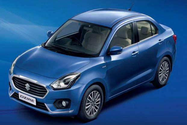 The Maruti Suzuki Dzire. According to the latest data from Siam, seven out of top 10 best-selling passenger vehicle models in August were from the Maruti Suzuki stable while the rest were of Hyundai.