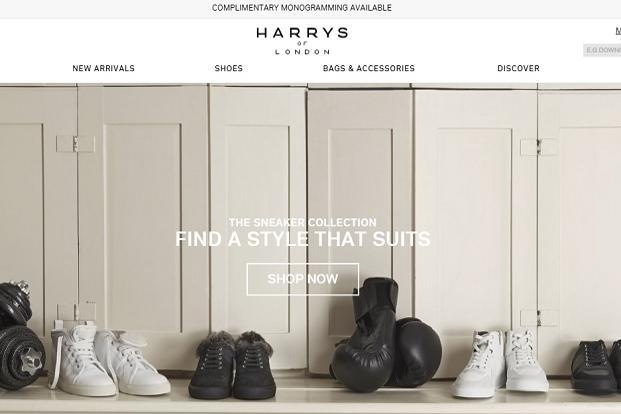 Founded in 2001, Harrys of London is present in more than 20 countries.