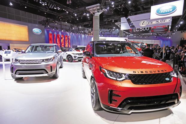 Tata Motors Boosts War Chest For Luxury Car Deals Livemint