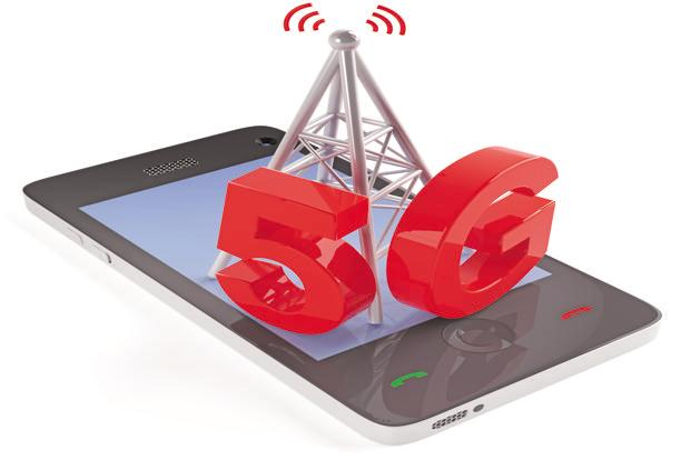 According to IHS 5G economic impact study, by 2035, the total contribution of 5G to 'real global GDP growth is expected to be equivalent to a country the size of India'. Photo: iStockphoto