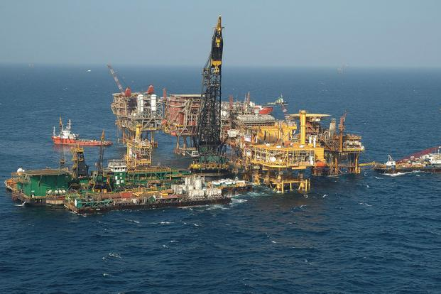 ONGC produces 87% of its 25.53 million tonnes of oil from fields given to it on nomination basis. Photo: Bloomberg