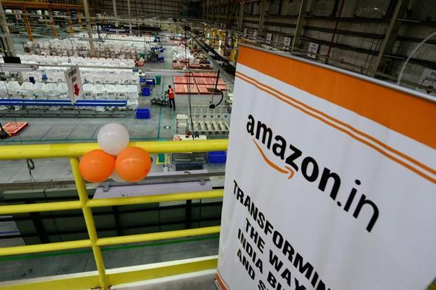 Amazon Business's launch comes at a time the e-commerce firm is looking to tap new revenue streams amid a fierce battle for market share with Flipkart. Photo: Ramesh Pathania/Mint