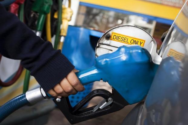 File photo. As India's expanding middle class buys more cars, transport fuels will be the major driver for India's fuel demand growth, according to the Indian Oil official. Photo: Prashanth Vishwanathan/Bloomberg