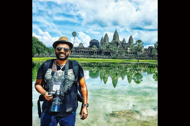 Sunder Ramu will hold a photography workshop.