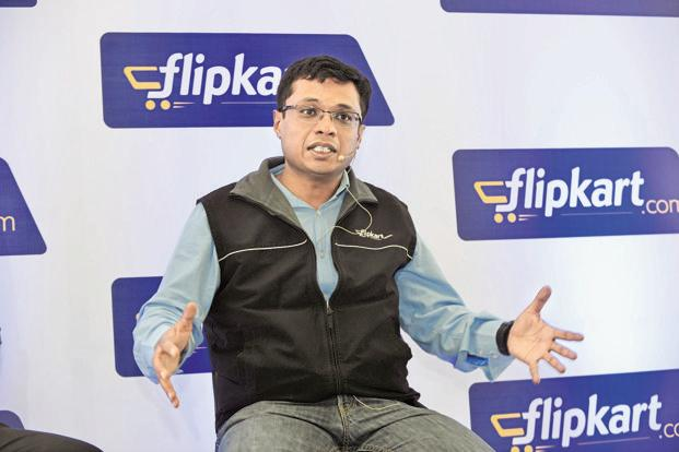 Flipkart co-founder and executive chairman Sachin Bansal will lead the lobby group. Photo: Hemant Mishra/Mint