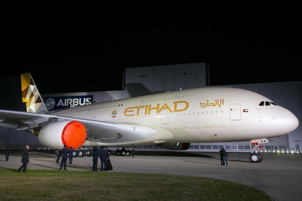 Etihad names British military official as new CEO