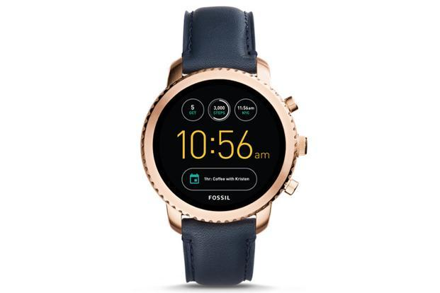 Fossil launches third generation of its smartwatches in ...