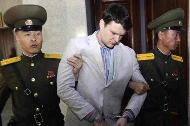 US student held in North Korea died of oxygen starved brain -coroner