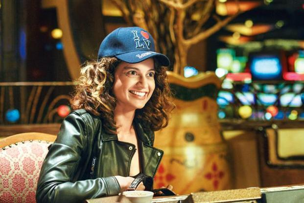 If you're a film-maker looking for the face of a woman who looks like she makes her own rules, Kangana Ranaut's is the only one that fits the bill.