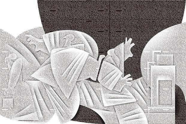 Evidence shows is that traditional norms associated with caste and untouchability are keeping people from using toilets. Illustration: Jayachandran/Mint (Jayachandran/Mint)
