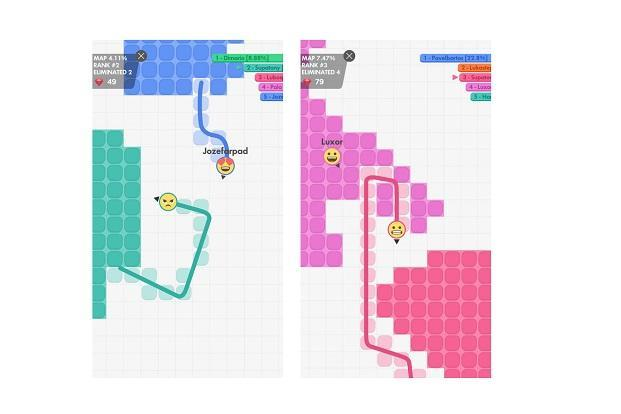 Clash.io is a complex puzzle game involving multiple players.