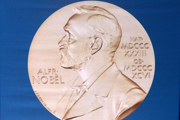 "Alfred Nobel had said he wanted the prize to recognize ""the person who shall have produced in the field of literature the most outstanding work in an ideal direction"". Photo: AFP"