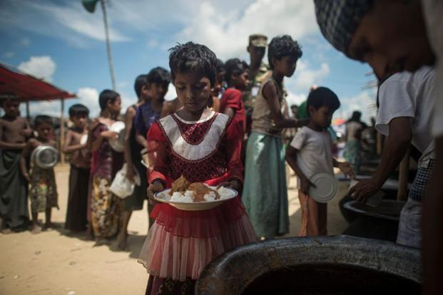World Food Programme Seeks $75 Million for Rohingya Crisis