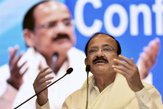 Venkaiah Naidu will also lay the foundation stone for a stretch of National Waterways–4 (NW-4) on the Krishna river. Photo: PTI