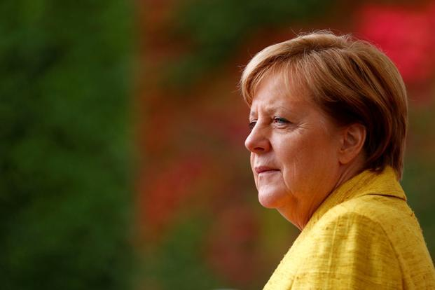 In the 12 years of her chancellorship, Angela Merkel has never been so weak. Photo: Reuters (Reuters)