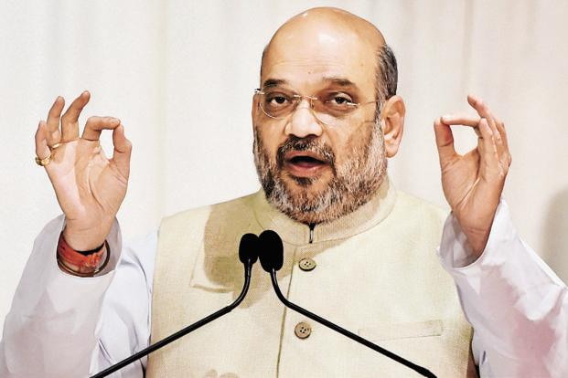 BJP chief Amit Shah said his party would use democratic means to fight Left rule in Kerala