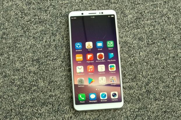 Review: Vivo V7 Plus offers a truly big screen in a small