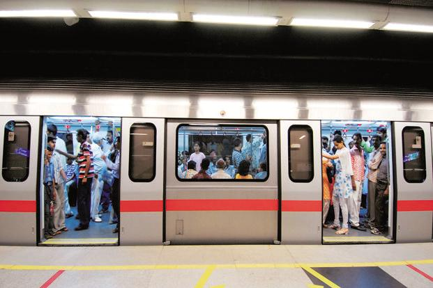 Government should pay half funs for the Delhi metro - kejiriwal