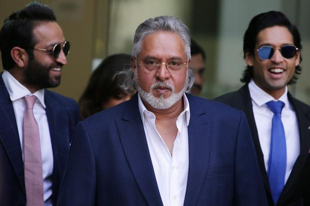 Vijay Mallya is already out on bail on an extradition warrant executed by the London Metropolitan Police earlier this year. Photo: AFP