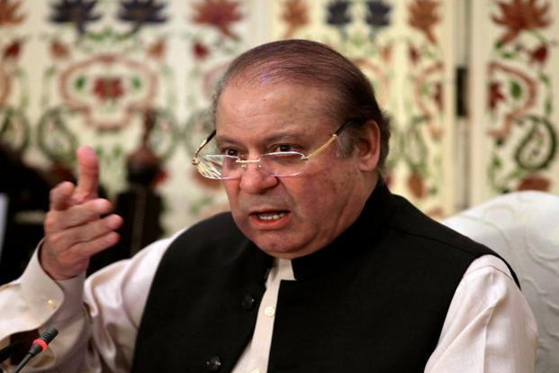 Pakistan's ousted PM Sharif 'back with full force' as party chief