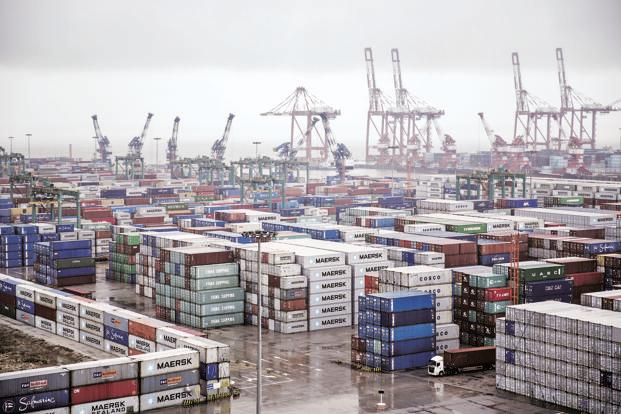The World Trade Organization has been saying for some time that global trade is getting back on track. Photo: Bloomberg