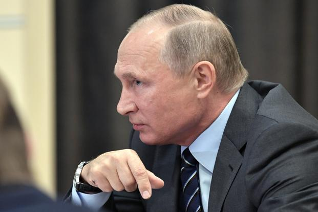 No Middle At Is Job One Succeeds Putin Vladimir East Mr Ever A Now