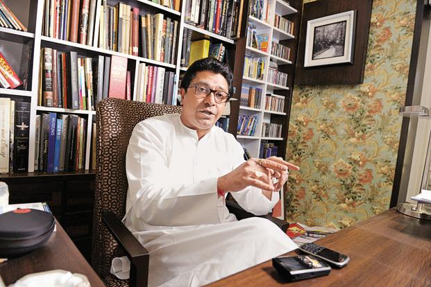 MNS chief Raj Thackeray has sharply criticized the bullet train project and said that no other prime minister has spoken the number of lies Narendra Modi has. File photo: Mint (Mint)