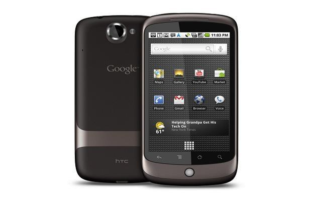 Released in Feb 2010, the Nexus One marked Google's entry into the handset market.
