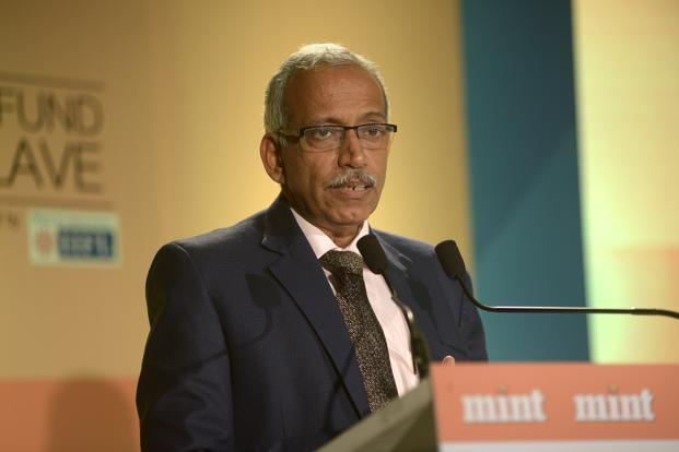 G. Mahalingam, Whole Time Member, Securities and Exchange Board of India (Sebi); Photo: Abhijit Bhatlekar/Mint